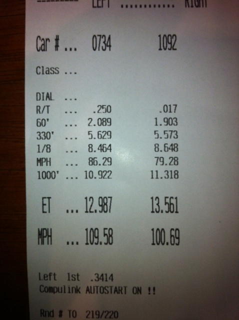 Wonder the outcome of a tuned 6.1 SRT Challenger against 6.4SRT Jeep - Answer here-109.58.jpg