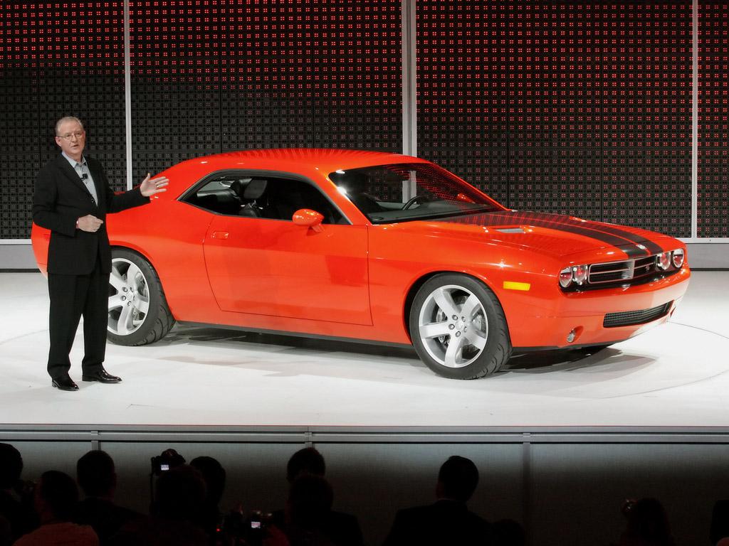 Challenger Concept Car Challenger-concept-world
