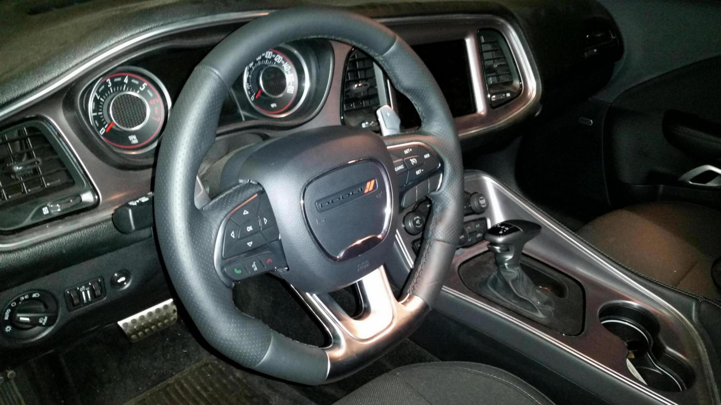 2015 Steering Wheel Removal Dodge Challenger Forum