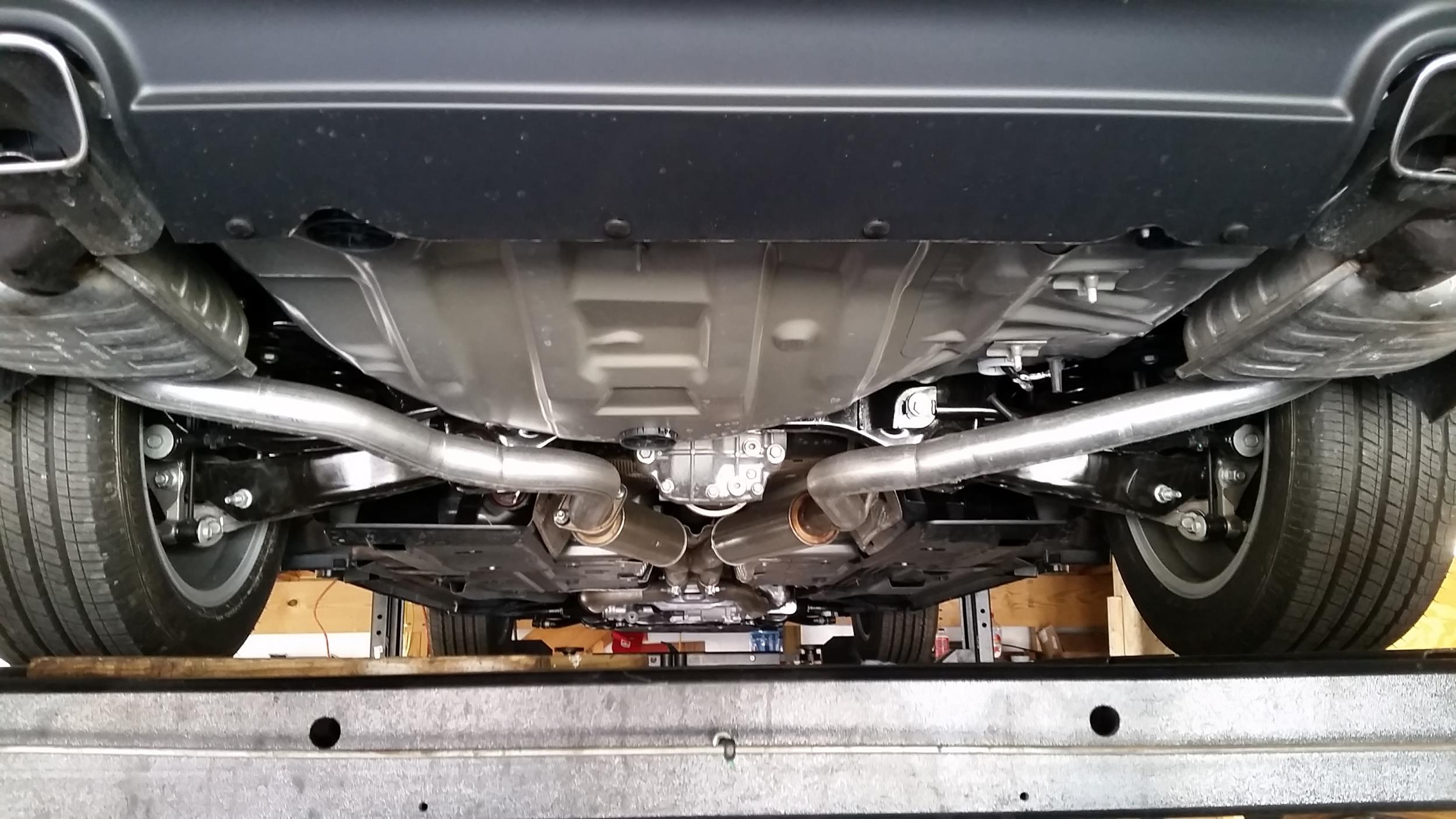 V6 Exhaust 10 Commandments Read This First Dodge Challenger Forum