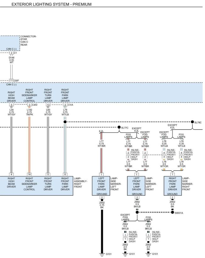 wiring diagram taillight srt 2016 | dodge challenger forum  dodge challenger forum