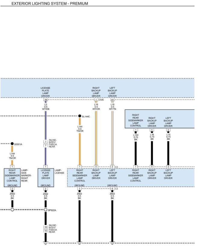 [SCHEMATICS_4ER]  wiring diagram taillight SRT 2016   Dodge Challenger Forum   2010 Dodge Challenger Tail Light Wiring Diagram      Dodge Challenger Forum