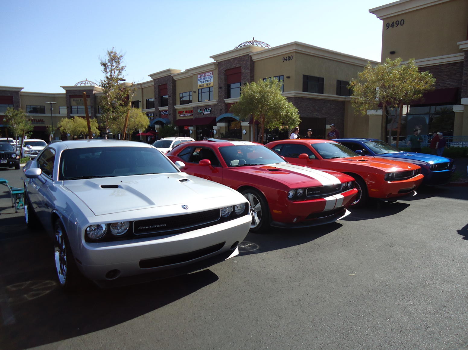 Cars & Coffee in Las Vegas - Dodge Challenger Forum: Challenger ...