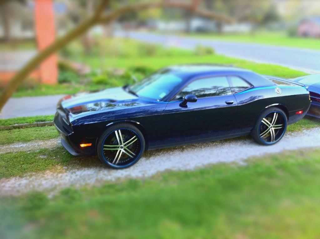 Dodge Challenger 24 Inch Rims >> 2010 Chally Twinturbo 24 Inch Rims Dodge Challenger Forum