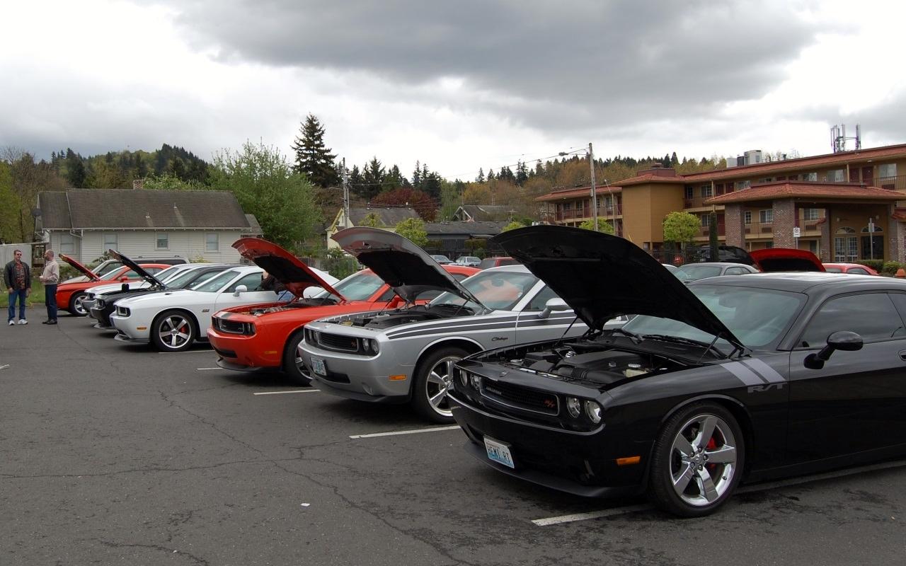 PDX Mopar Muscle Car Club - Dodge Challenger Forum: Challenger ...