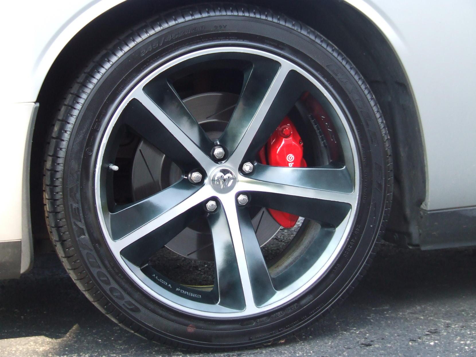 Check Out My Dupli Color Rims Dodge Challenger Forum