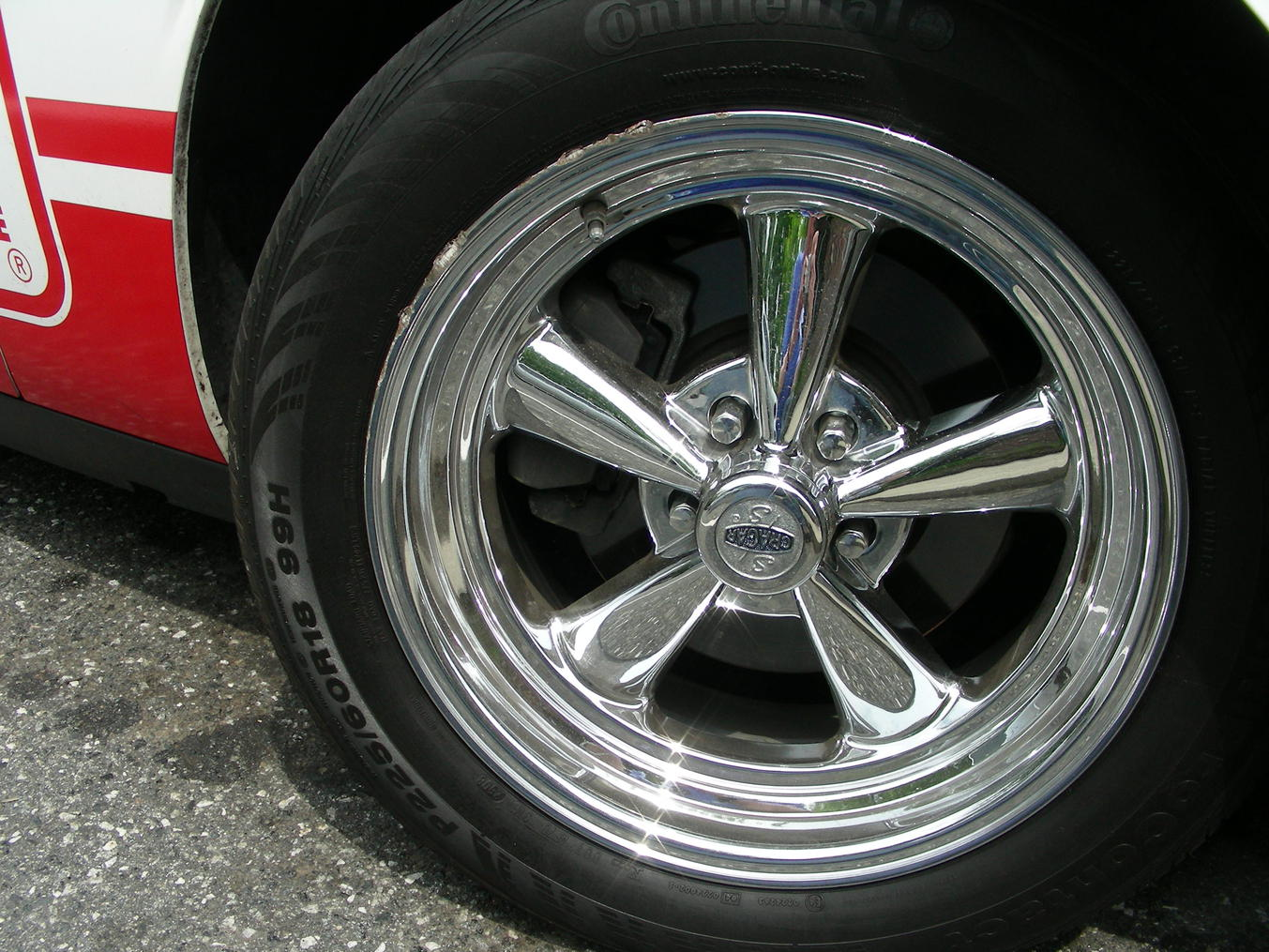 MB Old School Rims - Page 3