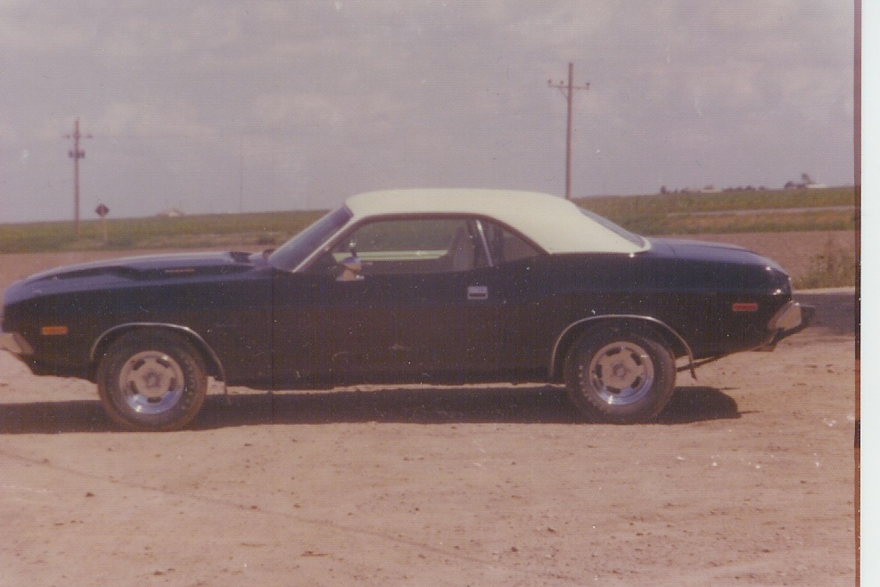 Trying to find my 74 Challenger