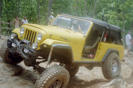1967 Jeepster Commando for