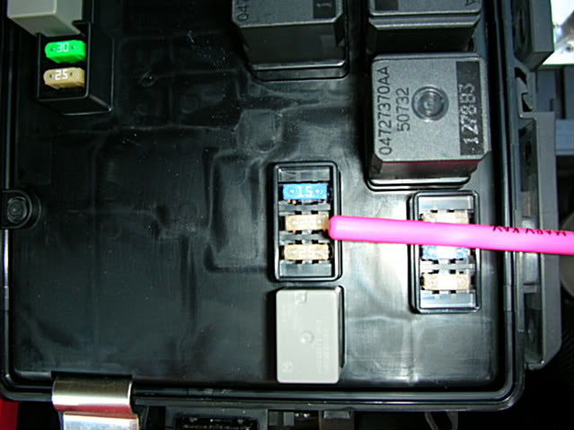 fuse box in dodge challenger fuse wiring diagrams online
