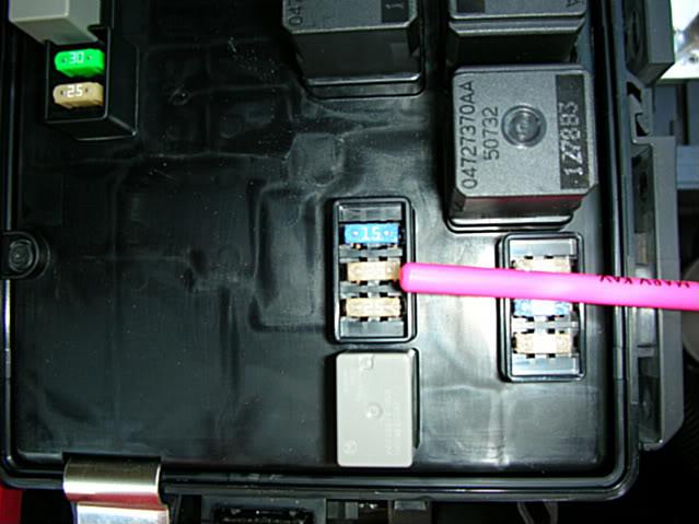 [SCHEMATICS_4PO]  Fuses | Dodge Challenger Forum | 2012 Dodge Challenger Srt8 Fuse Box |  | Dodge Challenger Forum
