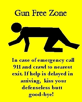 Came across this on Facebook .....-gun-free-zone.jpg