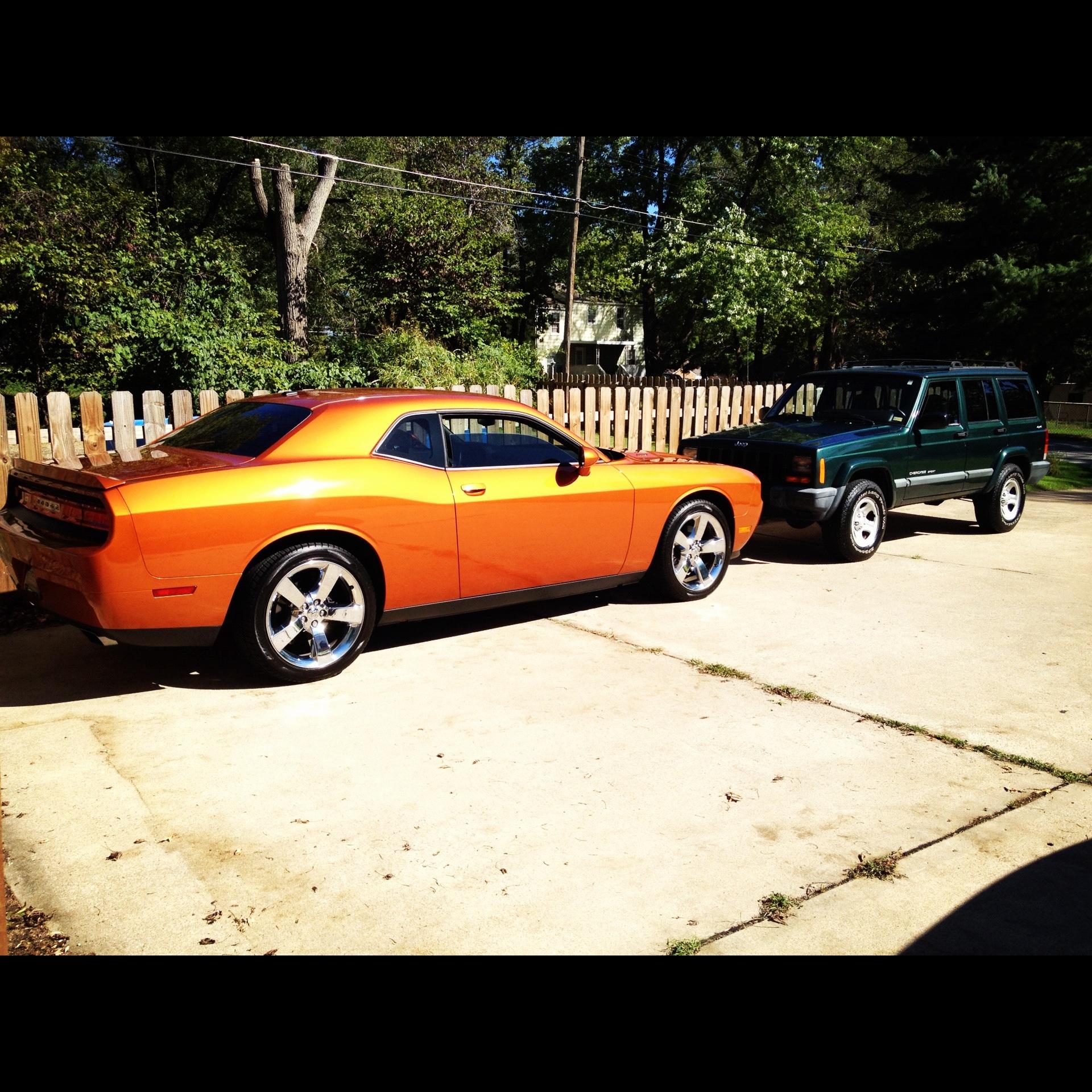 Hemi and Header Orange Challengers-image.jpg
