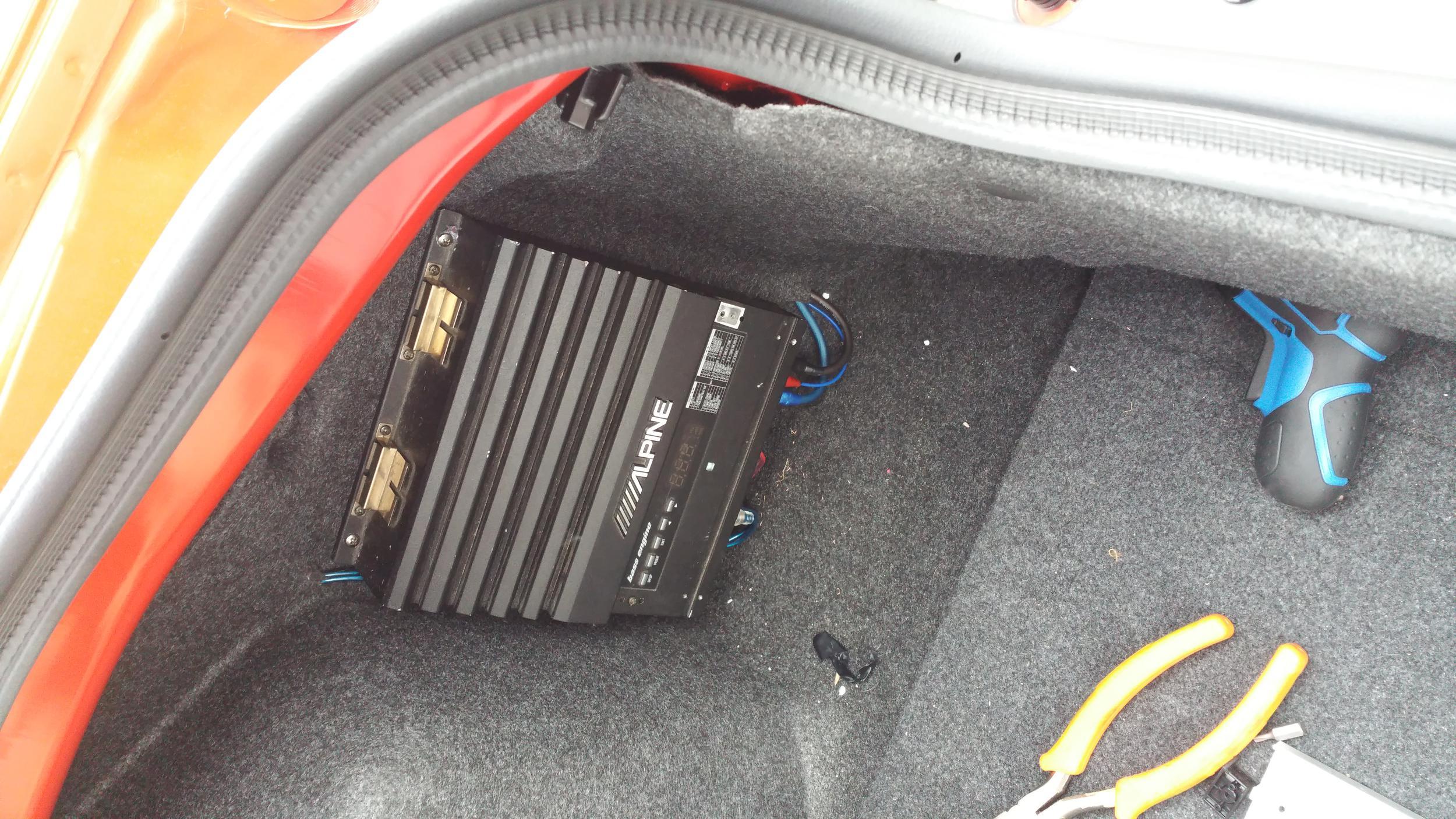 Subwoofer Wiring Diagram For Dodge Challenger