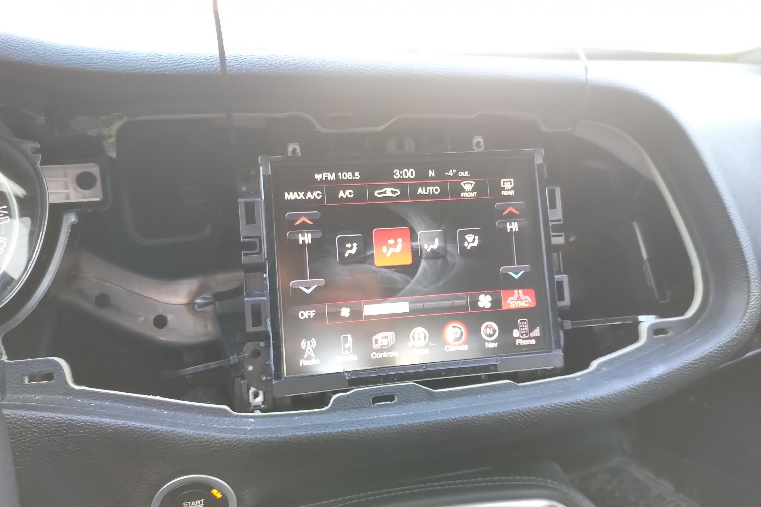 Yet Another UConnect 5 0 -> 8 4 Upgrade Thread   Dodge Challenger Forum