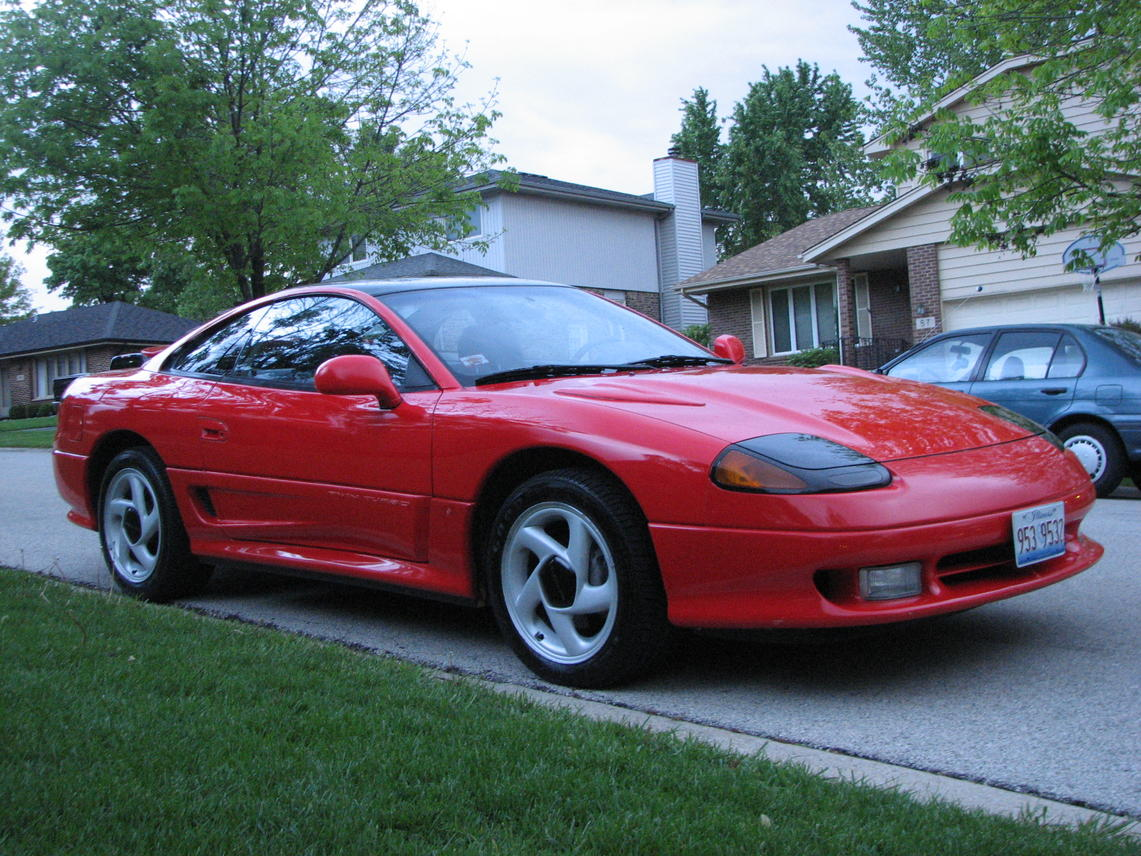 miss my old 1992 Dodge Stealth R/T Turbo. One of the most