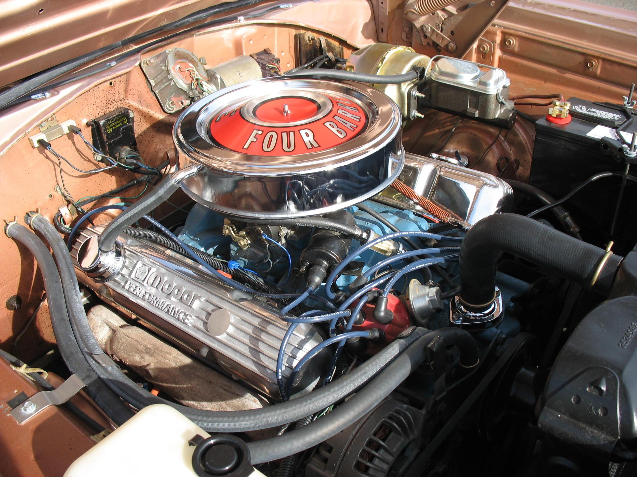 F/S 1967 Dodge Coronet 500