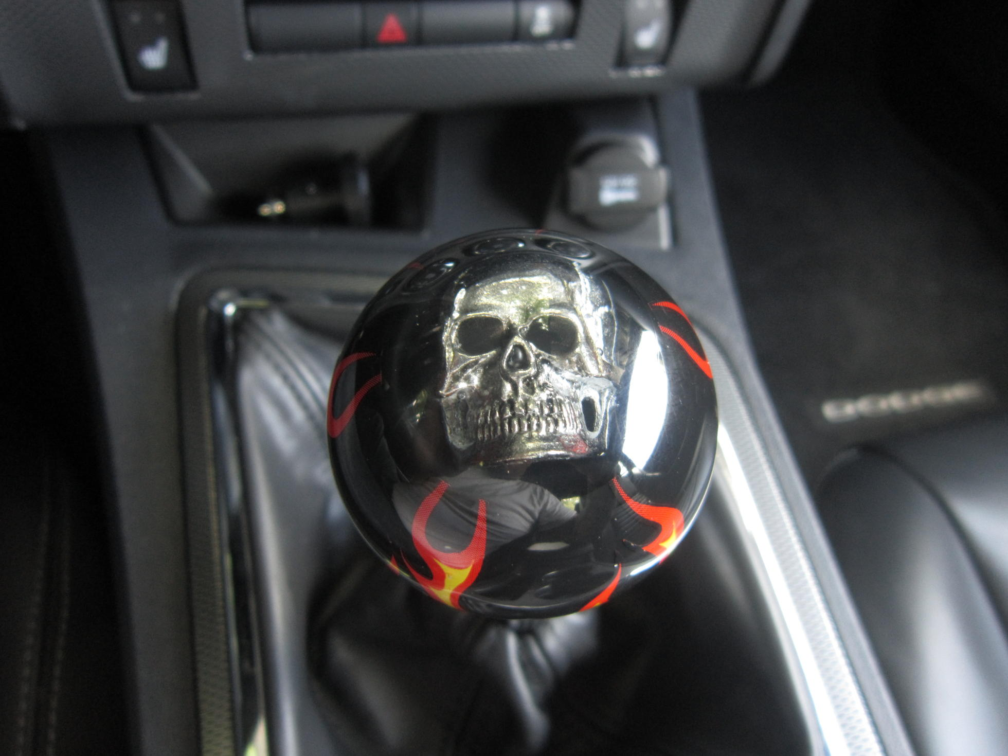 SICK Hurst Shifter Shift Knobs Dodge Challenger Forum