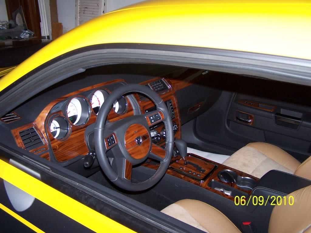 Interior Dash Kit Dodge Challenger Forum