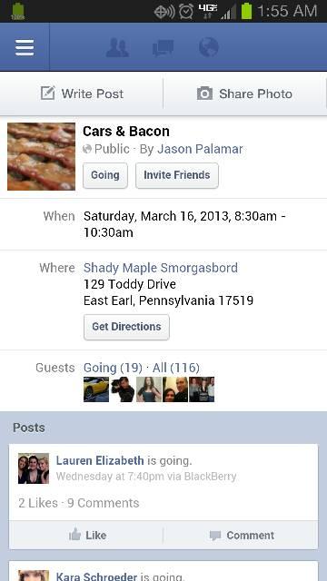 Attn PA Residents! Cars & Bacon, Shady Maple Meet-uploadfromtaptalk1360306590051.jpg