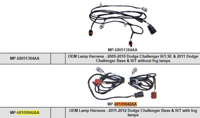 [SCHEMATICS_4JK]  Fog light wiring   Dodge Challenger Forum   Dodge Fog Light Wiring Diagram      Dodge Challenger Forum