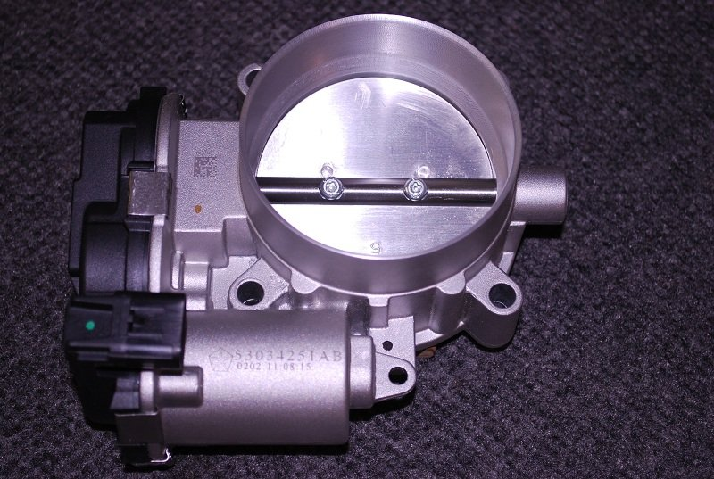 87MM Ported Throttle Body 13-14 Challenger, Charger, 300 5 7