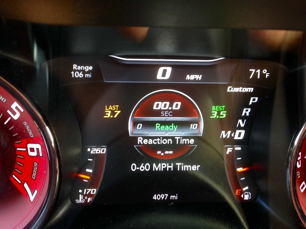 Dodge 0 60 >> Best 0 60 Times Dodge Challenger Forum