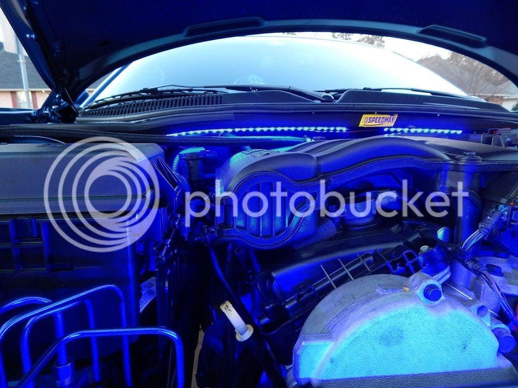 Engine Bay Lighting Diode Dynamics Dodge Challenger Forum