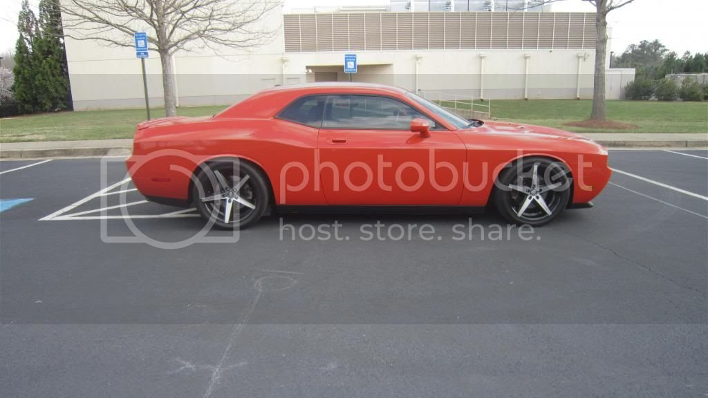 295s 305s or 315s pictures    Dodge Challenger Forum