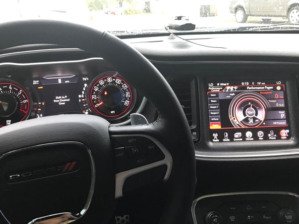 Car won't come out of park | Dodge Challenger Forum