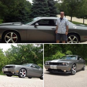 2012 Challenger SRT8 - Just Got It