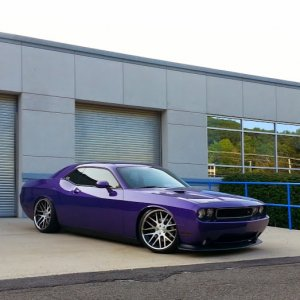 New Wheels - 14 R/T Classic - 21inch D2FORGED