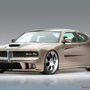 200X Charger R/T 2 Dr