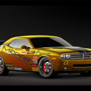 Racing Version Challenger