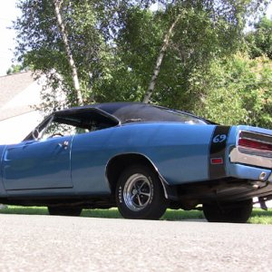 MY B5 1969 Dodge Charger