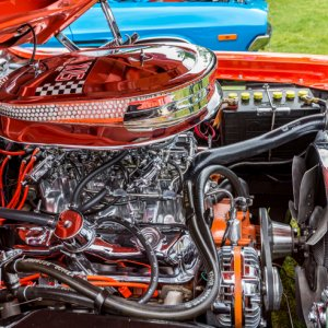 1970SPChallenger340engine03