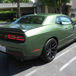 My 2018 R/T Scat Pack:
