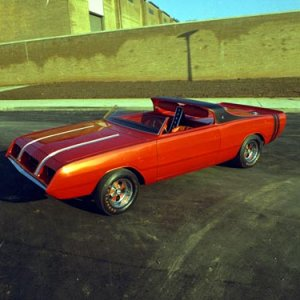 1968 Dodge Daroo Concept Car