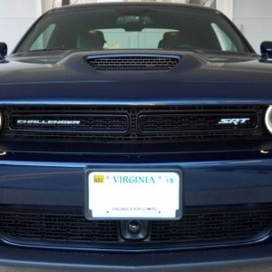 2015 Challenger SRT Halo Running Lights