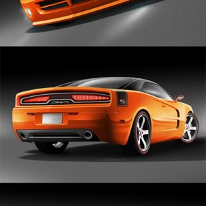 2010 Charger R/T