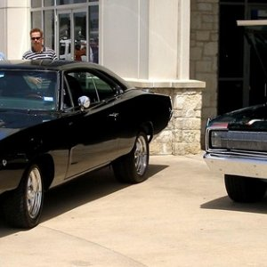 "My 1968 Charger and ""Charge-Up"""