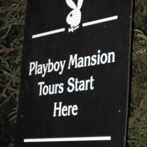 More of Mopars at the Playboy Mansion