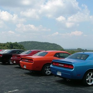 Skyline Drive M&G and Cruise