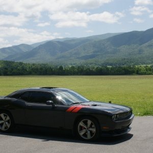 My SRT in the Smoky Mountains
